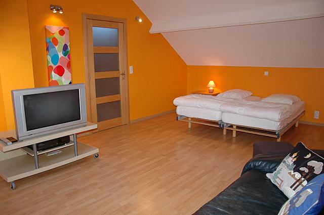 slaapkamer 2 e verdieping